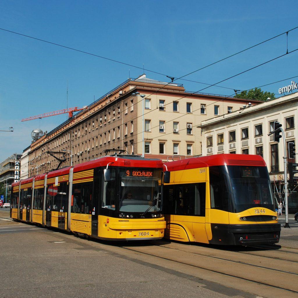 Posledním úspěšným výhercem na tramvaje pro Varšavu byla Pesa. (foto: Libor Hinčica)
