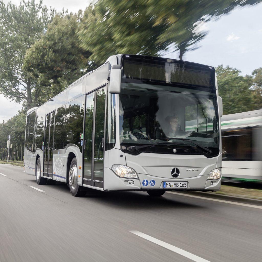 12m vozů Citaro může do Berlína zamířit v nejbližších letech až 300. Článkových má být ještě více. (foto: EvoBus)