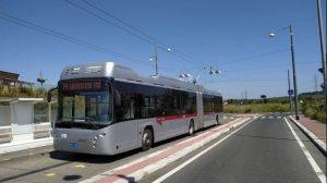 Trolejbusy v Římě nejezdí
