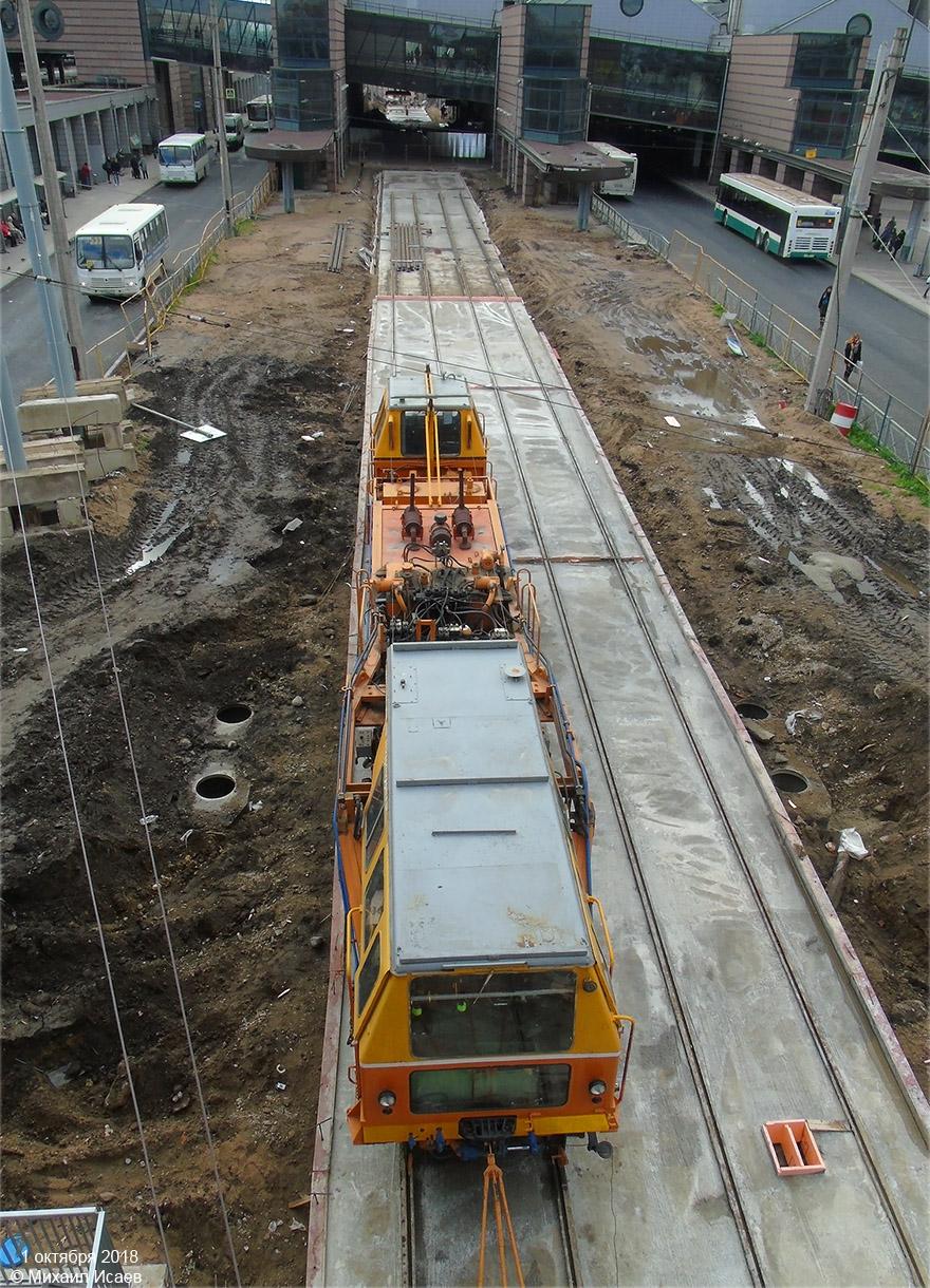 KLadožskému nádraží. (foto: Michail Isajev)