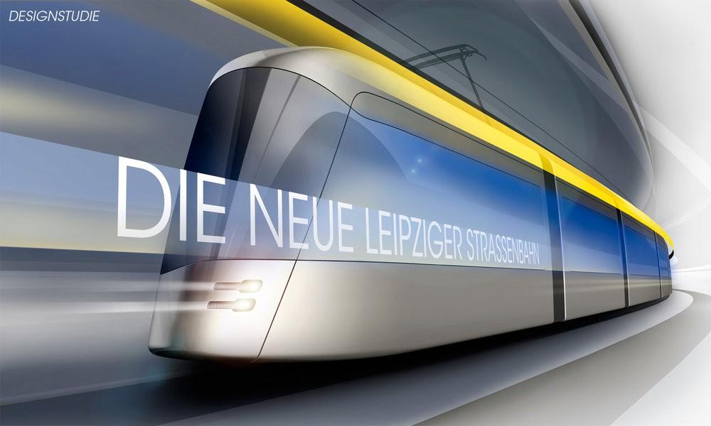 Dosud jediná známá vizualizace tramvaje Solaris Tramino pro Lipsko. (zdroj: Solaris Bus & Coach)