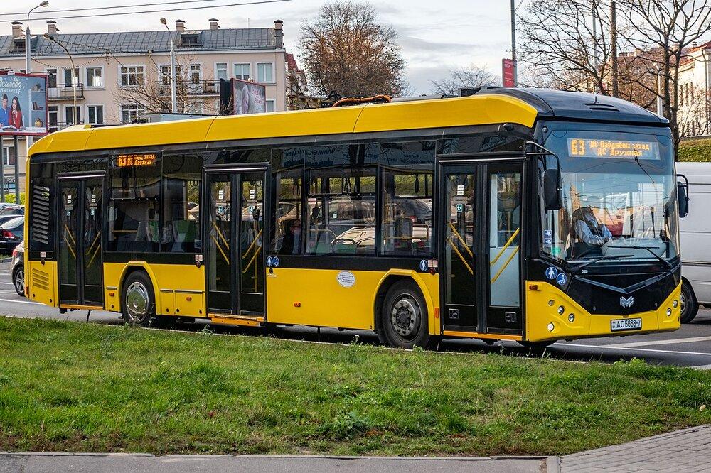 Elektrobus AKSM E321. (foto: nomoatrox/Wikipedia.org)