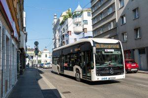 82 elektrobusů a vodíkových autobusů pro Vídeň