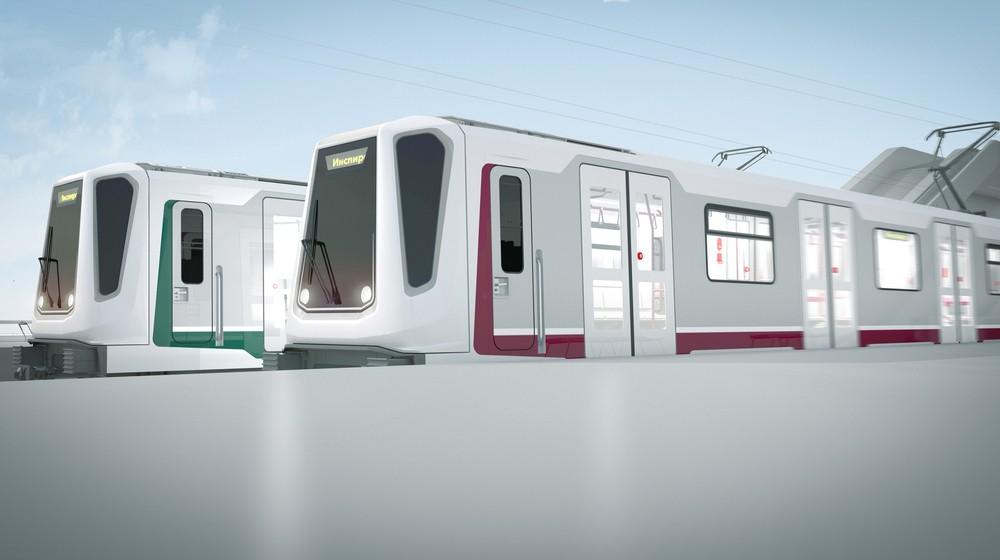 Vozidla Siemens Inspiro pro Sofii budou vybavena pantografy pro odběr proudu z vrchního vedení. (zdroj: Siemens AG)