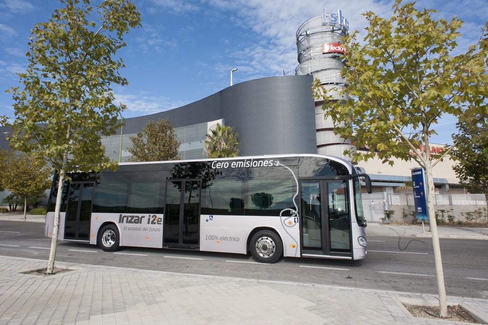 Doposud nalezly shodu čtyři výrobci elektrobusů – mezi nimi i španělský Irizar. (foto: Irizar)