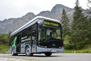 Solaris dodá autobusy pod vrcholky Vysokých Tater