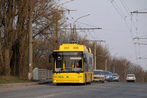 Sumy získají 19 nových trolejbusů Bogdan