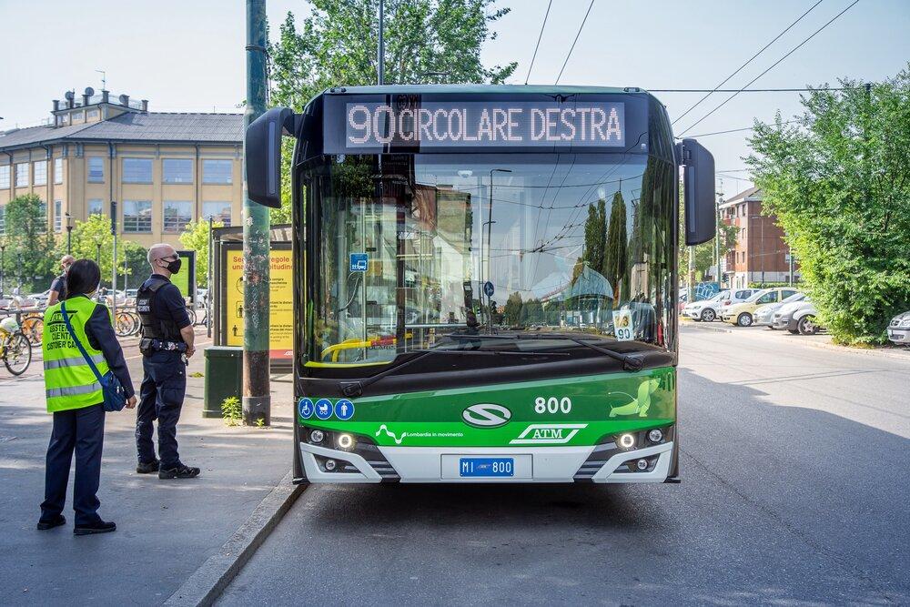 Nové Trollino Milánu sluší. (foto: Stefano Corrada)