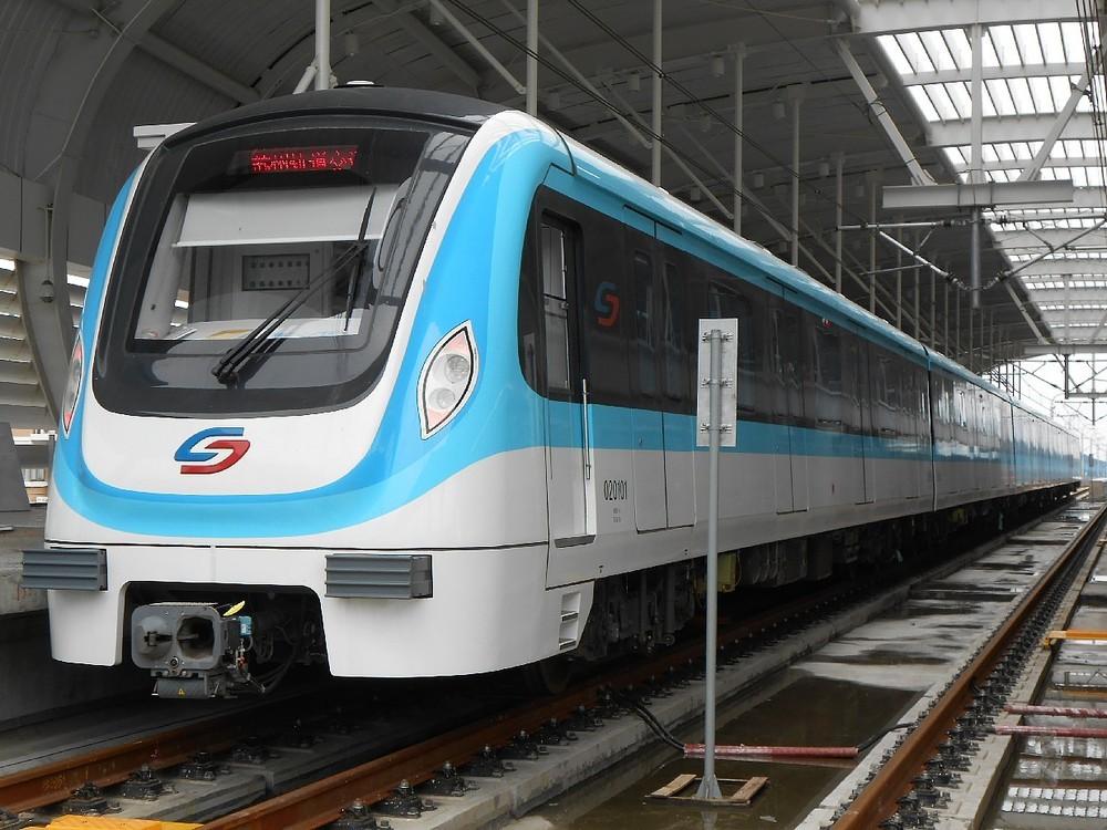 Na dodávkách metra pro město Su-čou participovala významně Škoda Electric, která dodala výzbroje již pro 40 souprav. (foto: Škoda Transportation)