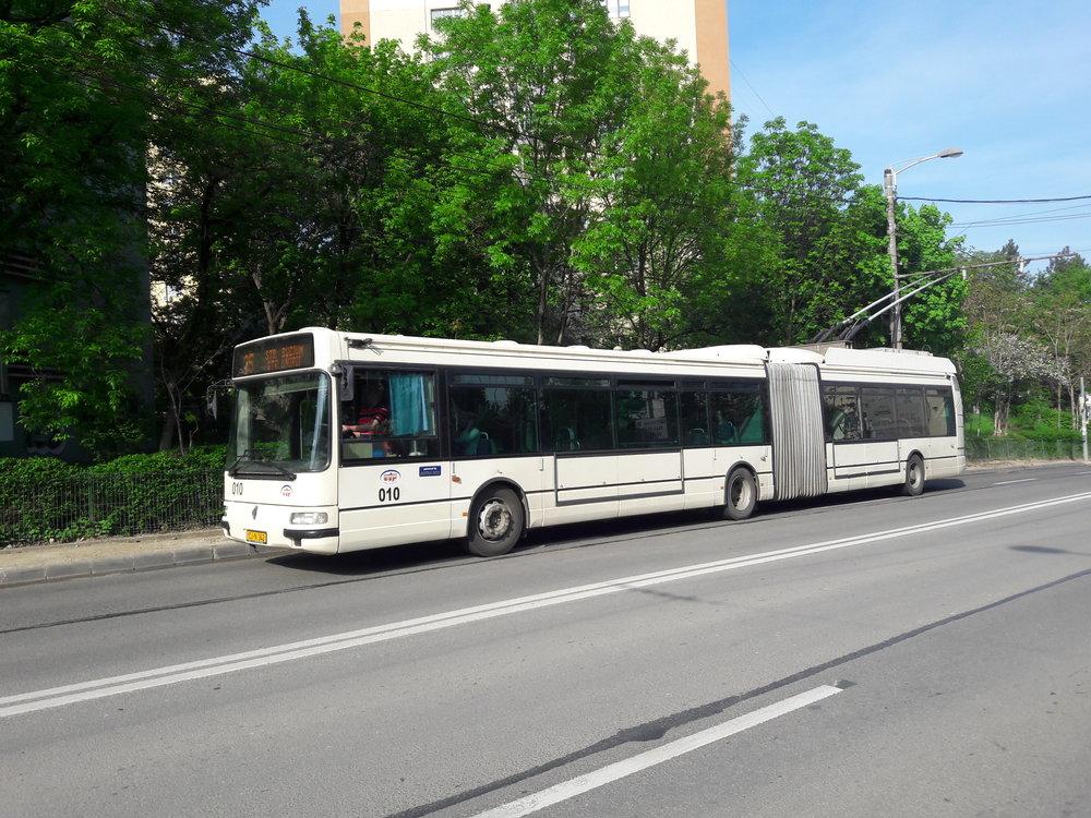 Vůz typu Astra/ICPE-SAERP/Renault Agora ev. č. 010.