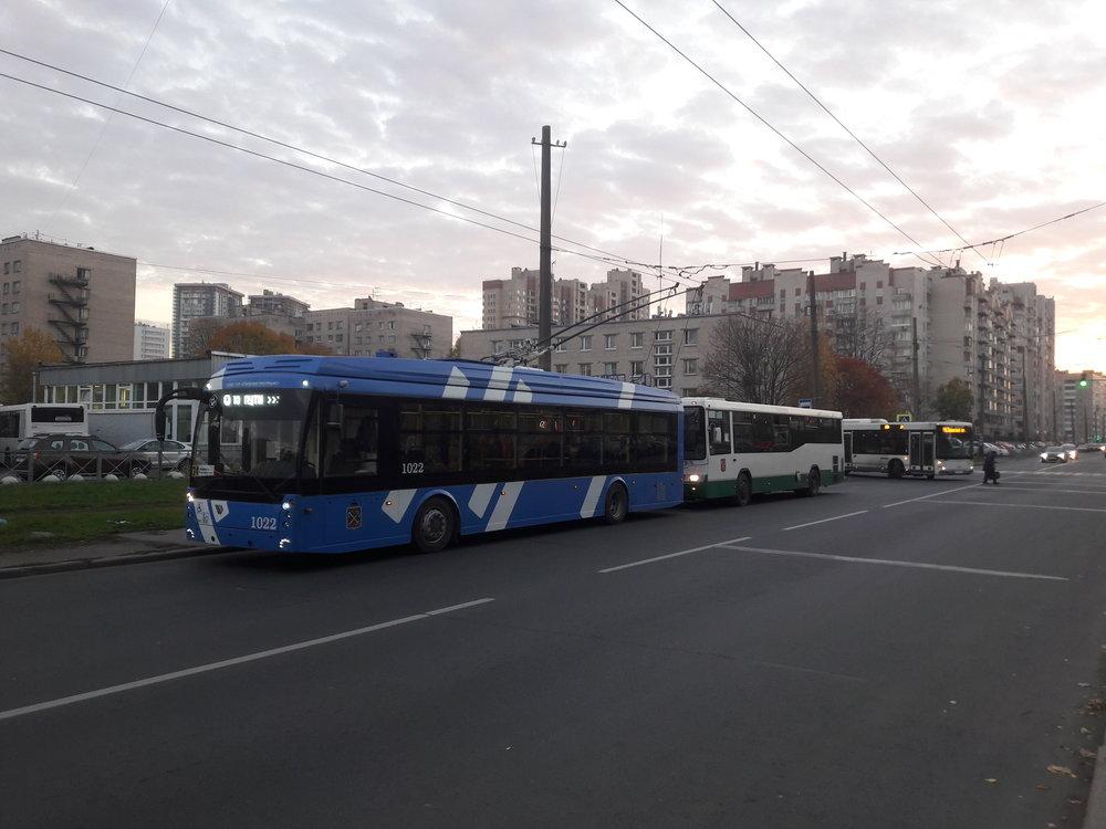 Nalince 24 nakonečné Zvezdnaja ulica (jih města).