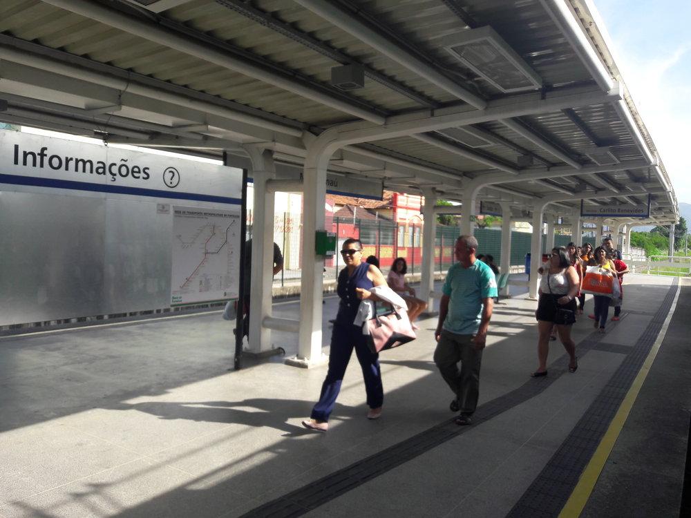 Stanice Maracanaú.