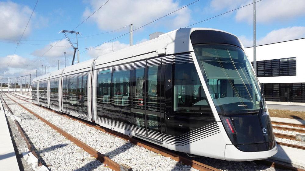 Alstom Citadis X05 pro Caen. (foto: Alstom)