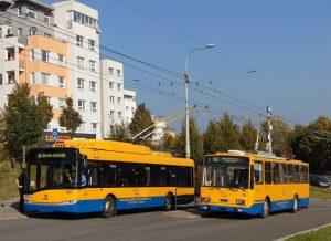 Otrokovice se dočkají prodloužení trolejbusů
