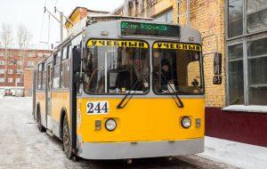 Omsk chce pořídit 76 trolejbusů