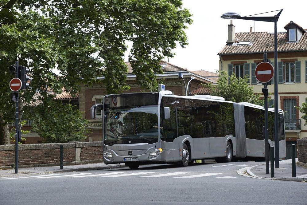 Autobus Mercedes-Benz Citaro G. (foto: Daimler Buses)