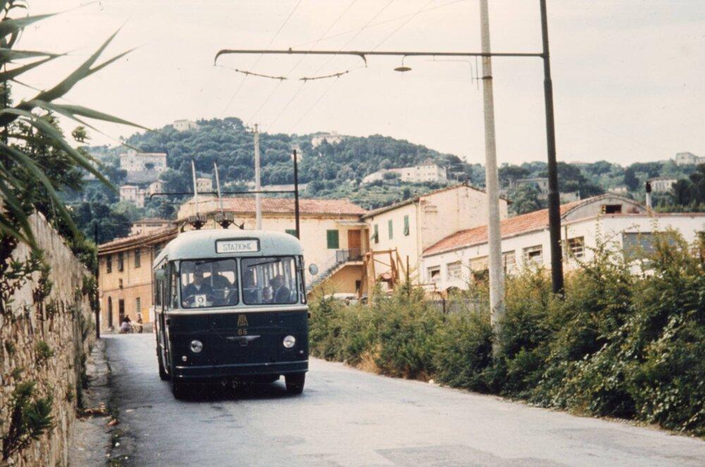 Snímek z roku 1970. (foto: ATAM Associazione per la Tutela degli Autofiloveicoli per Museo)