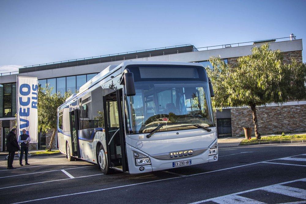 Autobus Iveco Crossway LE. (foto: Iveco Bus)