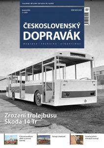 Vychází poslední tištěné číslo časopisu Československý Dopravák
