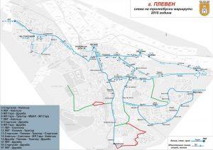 Za trolejbusy do Bulharska (6) – Pleven