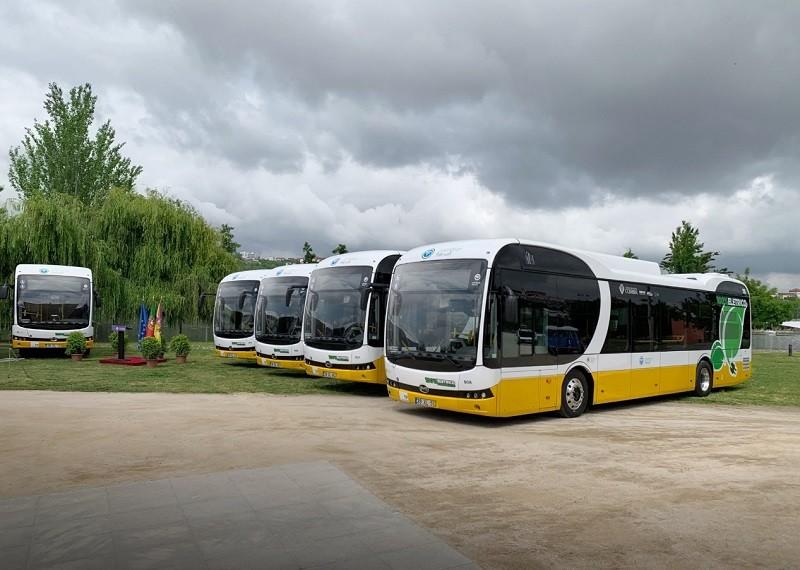 Nové elektrobusy SMTUC. (foto: BYD)