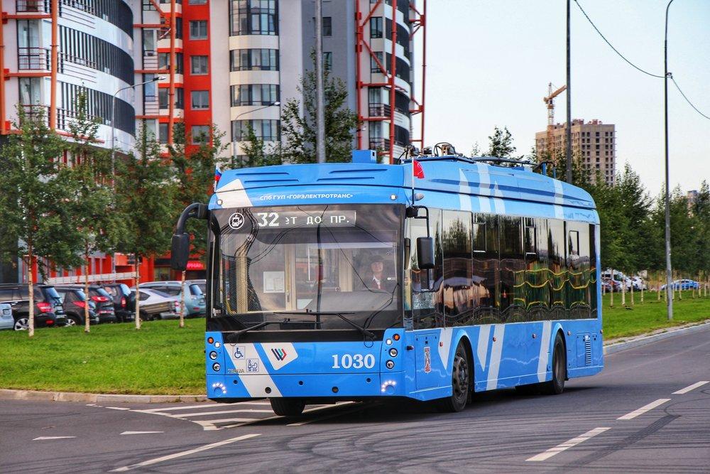 """Parciálních trolejbusů má dopravce CPB GUP """"Gorelektrotrans"""" již 125. (foto: CPB GUP """"Gorelektrotrans"""")"""