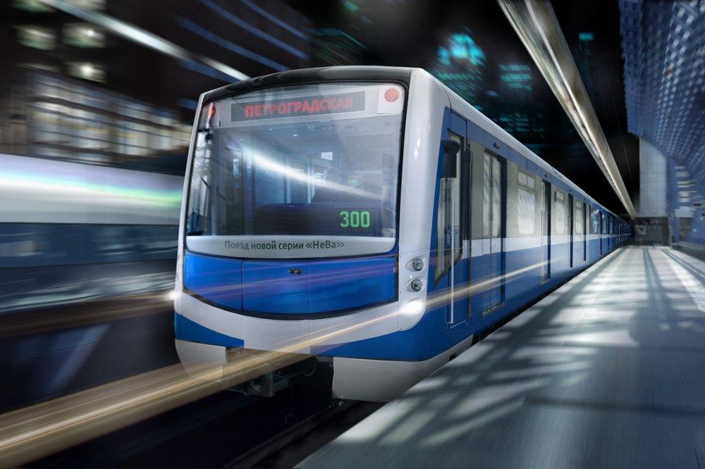 Pomineme-li modernizace jednotek 81-71 pro pražské metro, uspěla Škodovka se svým metrem jen v Petrohradu. Jednotka Něva vyrábí závod OOO VAGONMAŠ – dceřiná společnost Škodovky v Rusku. (foto: Škoda Transportation)