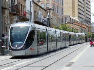 Izrael touží po tramvaji z Haify do Nazaretu