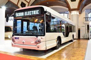 Elektrobus Škoda E'City dorazil do Zlína. S ročním zpožděním