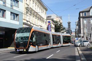 Linec plánuje rozvoj trolejbusů