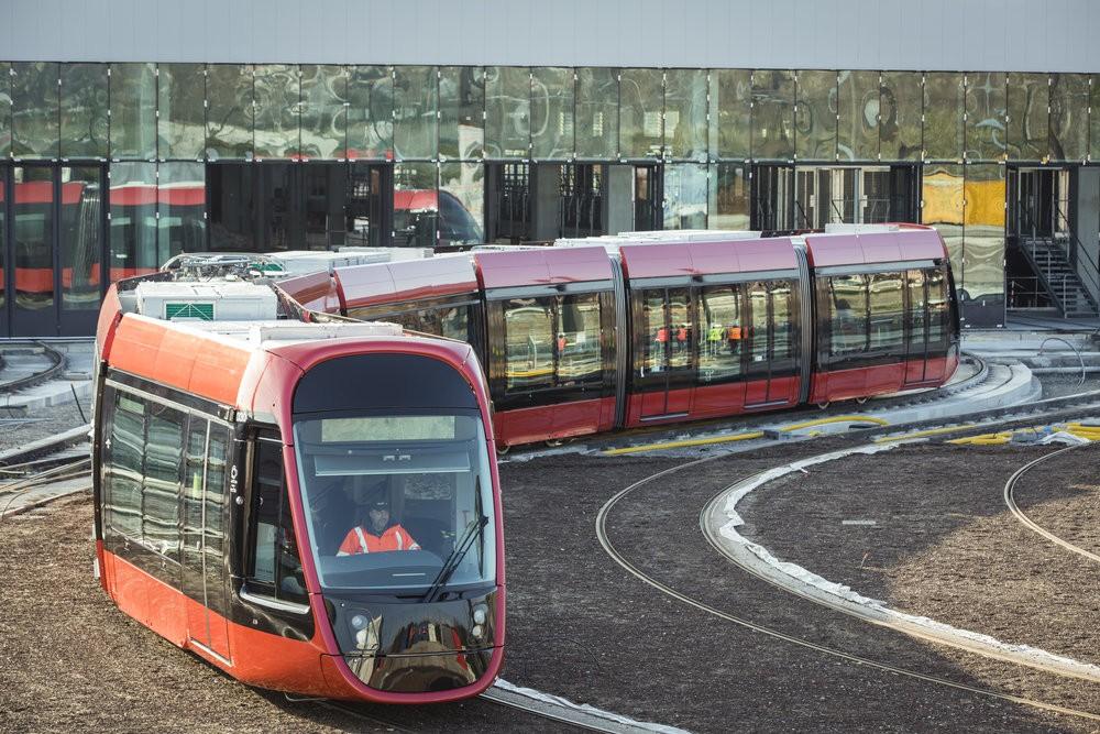 Alstom CItadis X05 pro Nice. (foto: Alstom)