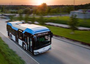 20 vodíkových autobusů od Solarisu zamíří do Nizozemska