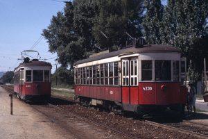 Americké tramvaje ve Vídni