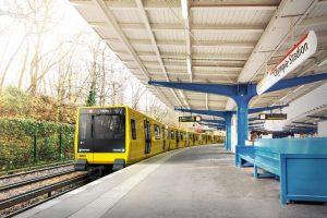 Stadler vyhrál kontrakt na berlínské metro za 81 mld. Kč