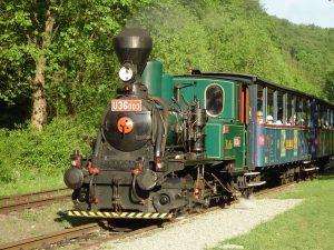 Vlak ponese jméno trolejbusu