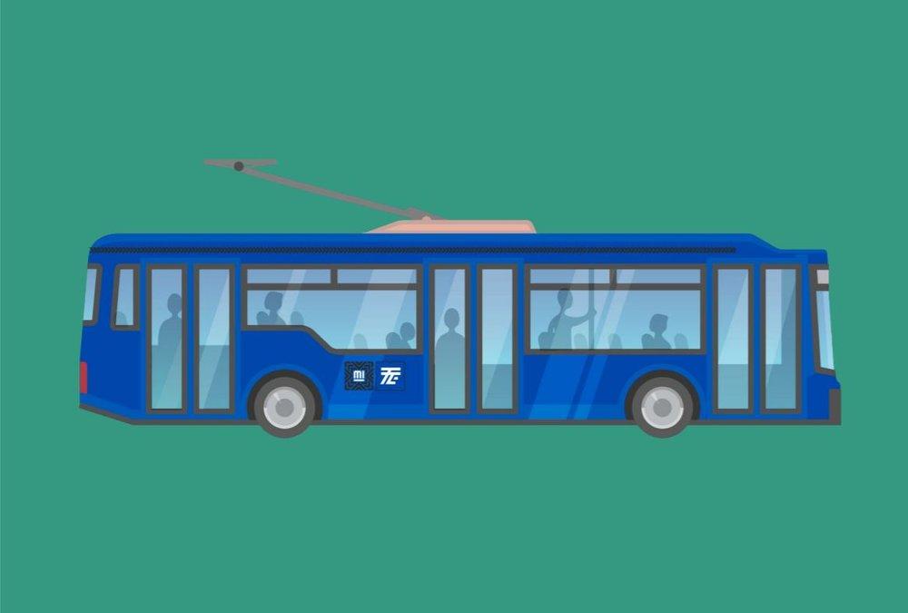Zatímco mnohá světová velkoměsta houfně propagují elektrobusy či jiné alternativy, ať to stojí, co to stojí, to mexické hlavní míní sázet na trolejbusy. (zdroj: Gobierno de la Ciudad de México).