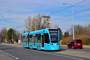 Stadler dodá antikolizní systém na tramvaje do Ostravy