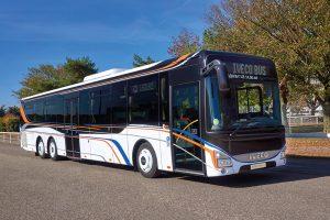 Turecký Otokar bude vyrábět autobusy Iveco
