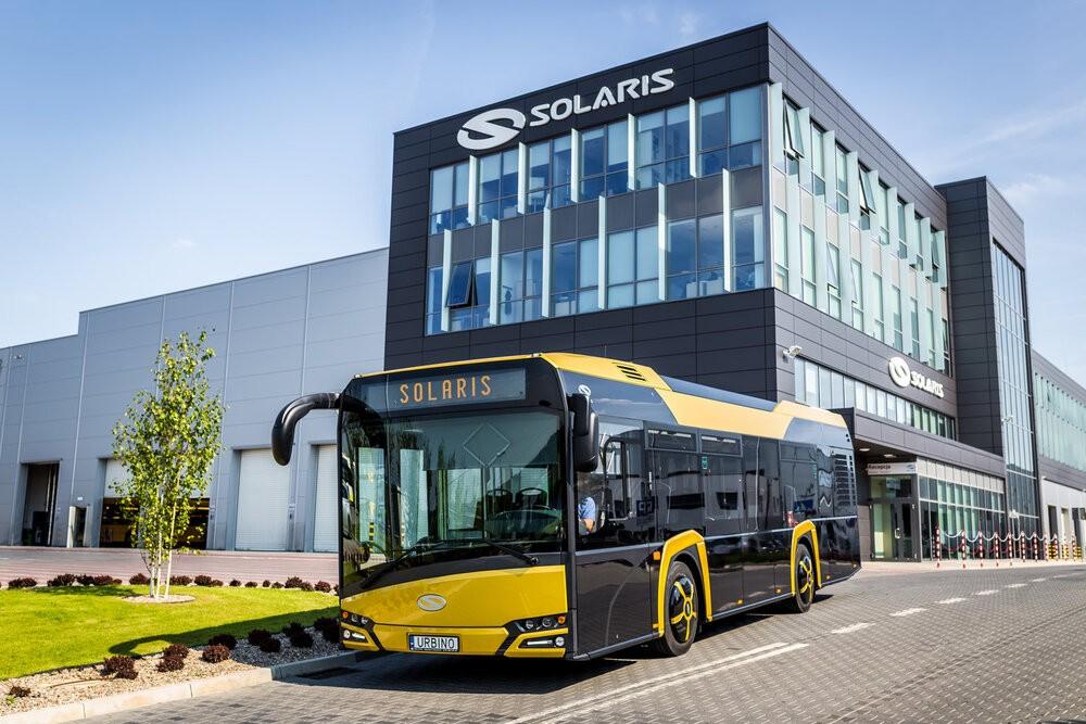 Ještě do konce letošního roku by měla Praha obdržet 20 vozů Urbino 10,5. (foto: Solaris Bus & Coach)