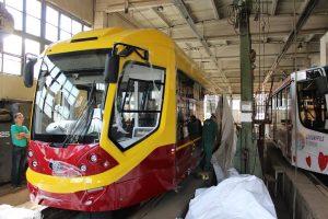 Dodávky tramvají City Star do Daugavpilsu zahájeny