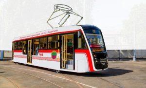 """Záporoží se dočká vlastních tramvají T3 """"Odissey"""""""