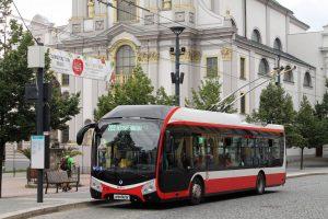 Do Opavy zamíří další trolejbusy Škoda 32 Tr