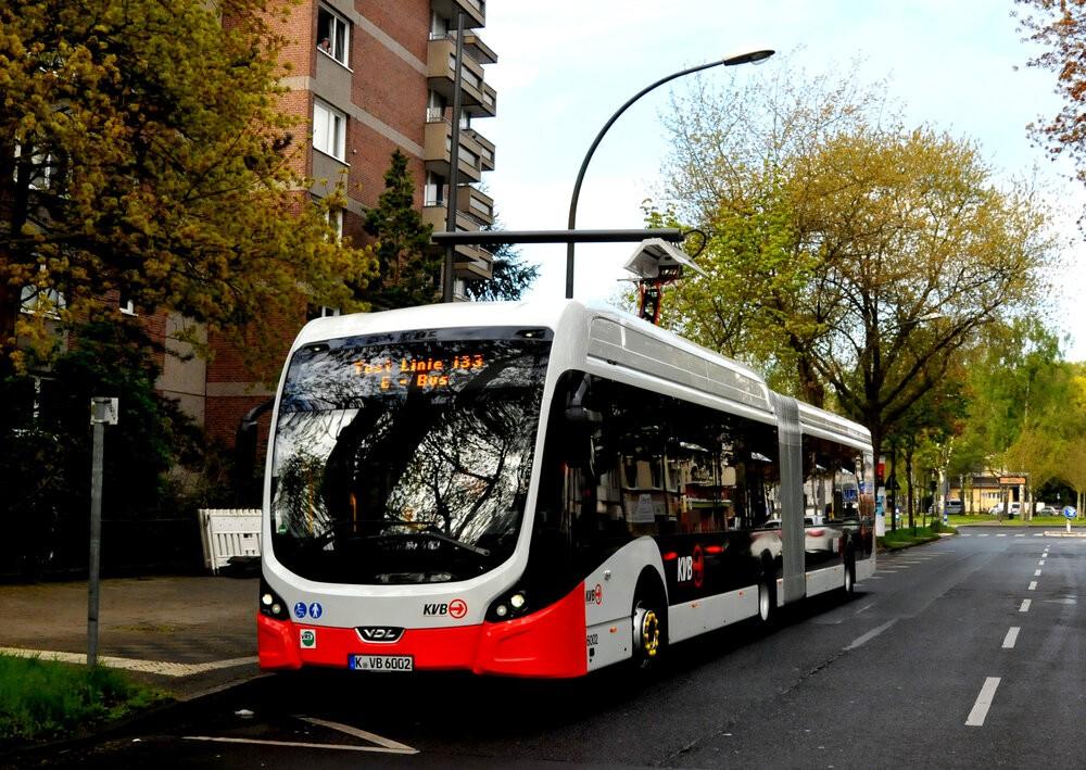 53 elektrobusů VDL Citea by mělo nahradit dieselové vozy na celkem 6 linkách MHD. (zdroj: Wikipedia.de)