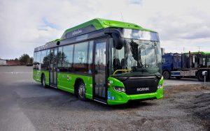 """Veřejná doprava ve švédském Bodenu projde """"zelenou revolucí"""""""