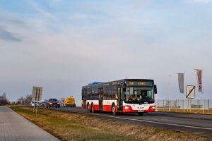 První 15m autobusy MAN Lion's City L v ČR