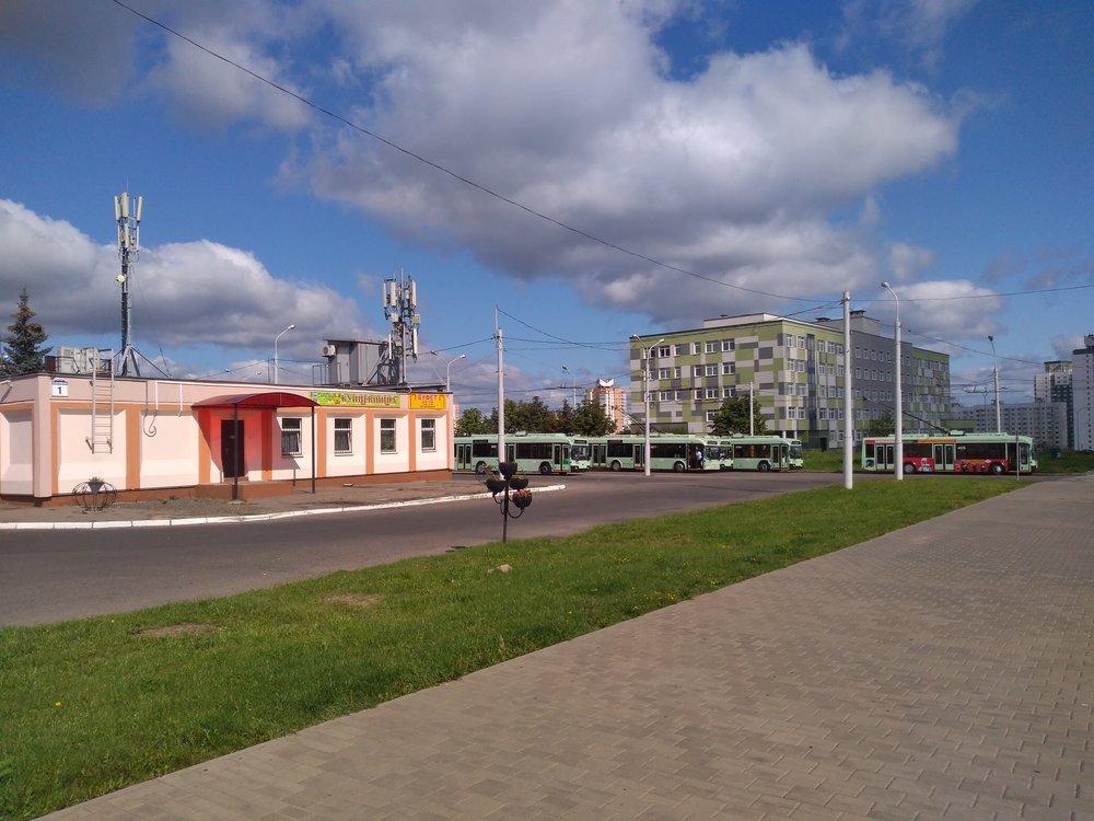 3x konečná DS Kuncevščina (severozápad města).