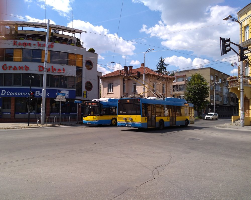 Zbývající snímky jsou ze středu města.