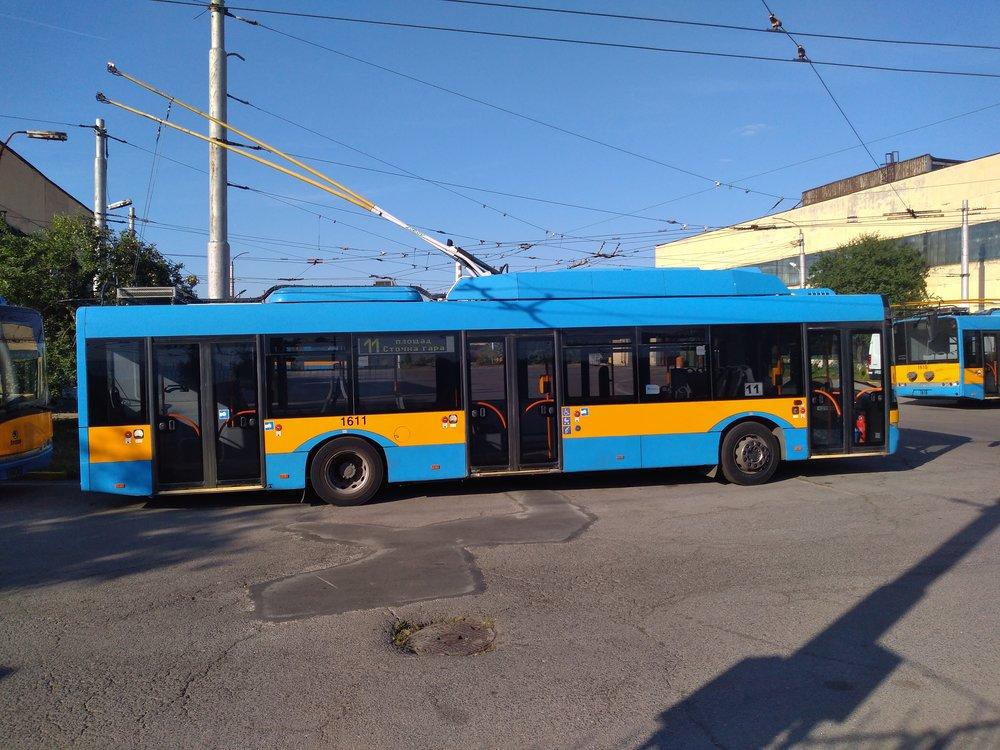 Vozovna Iskar (2x).