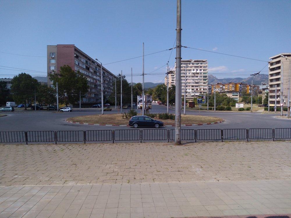 U nádraží (8x).