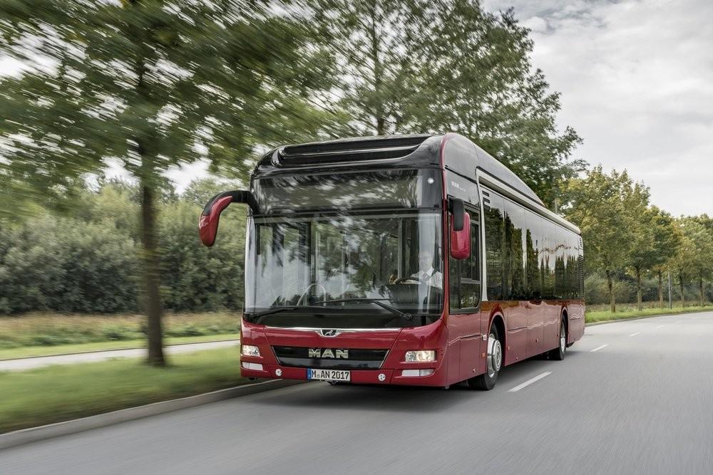 Hybridní MAN Lion's City. (foto: MAN Truck & Bus)